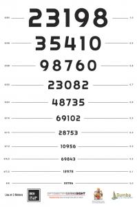 Eye chart Sumba